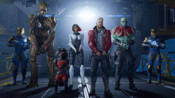 Marvel's Guardians of the Galaxy - Strażnicy Galaktyki skuci przez władze
