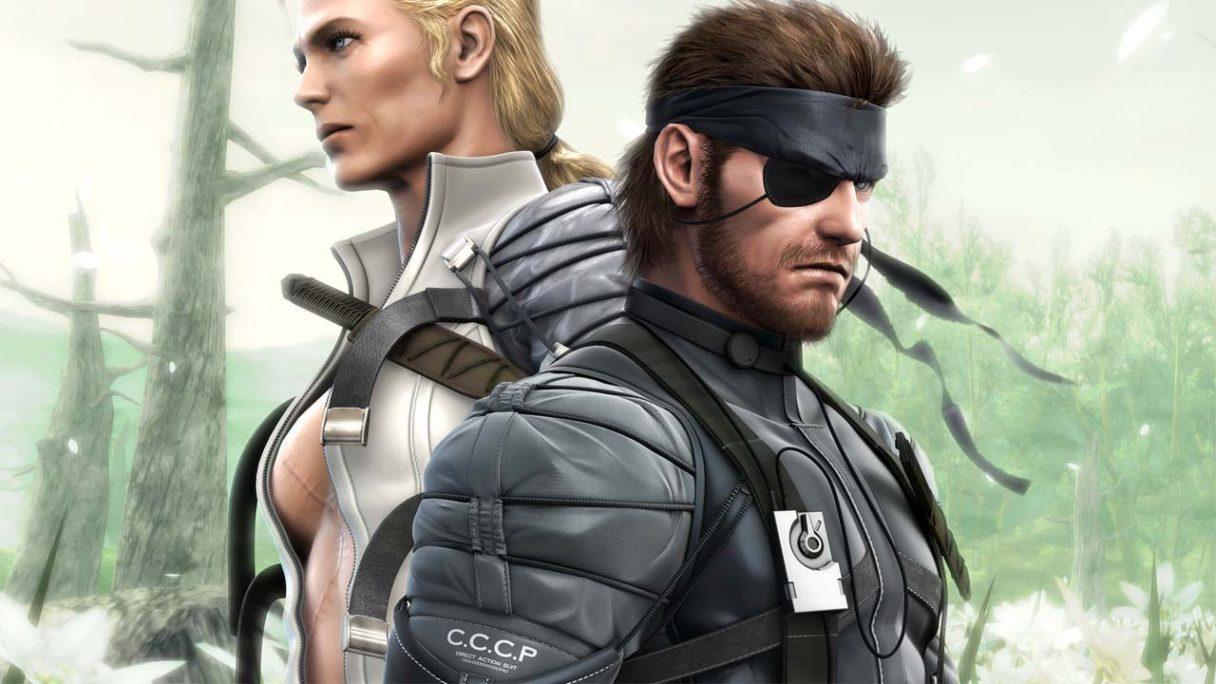 Metal Gear Solid 3 - grafika