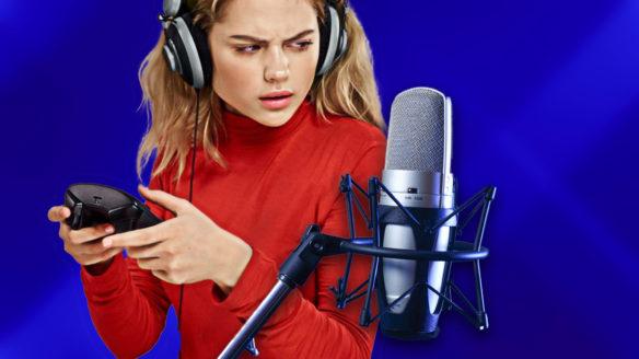 najlepsze mikrofony do streamowania