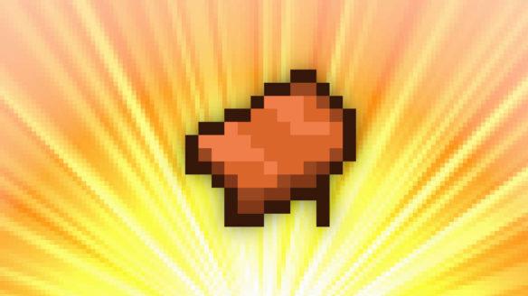 Minecraft - siodło