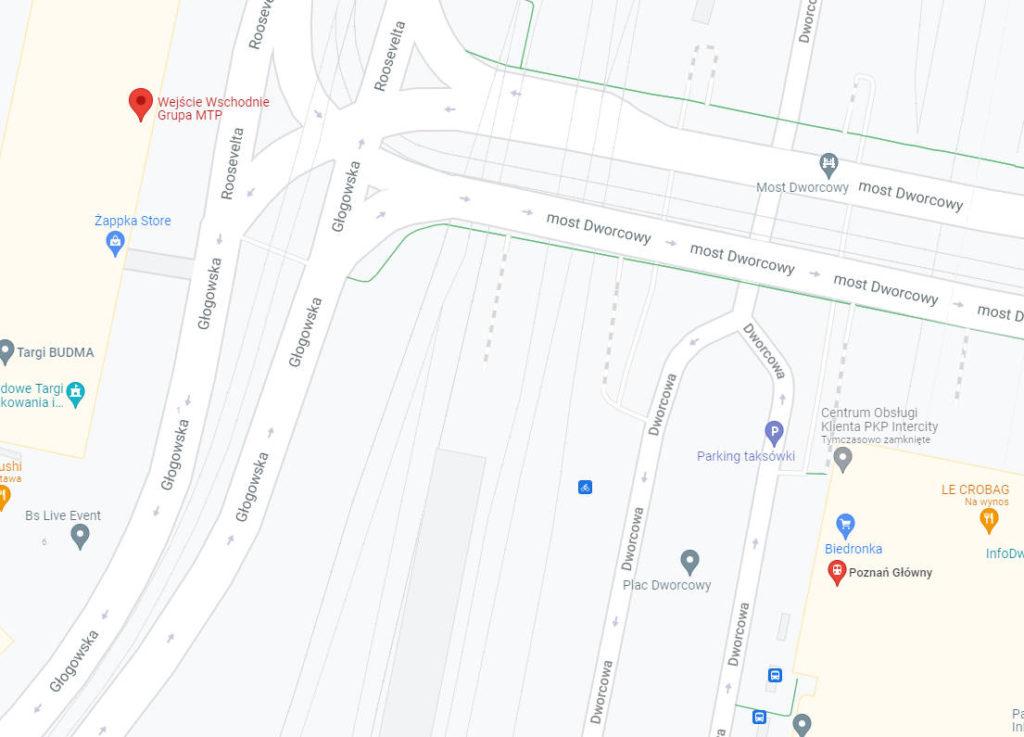PGA 2021 - mapa dojścia z dworca - PG