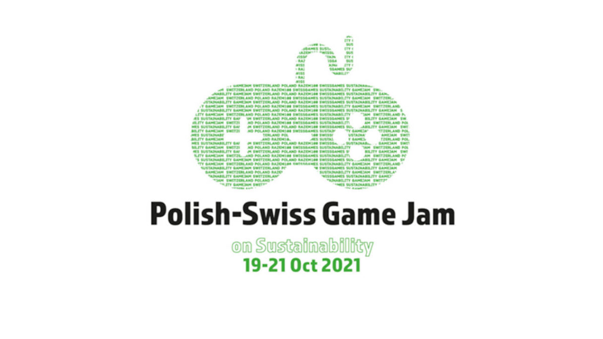 PGA 2021 - Polish-Swiss Game Jam - infografika