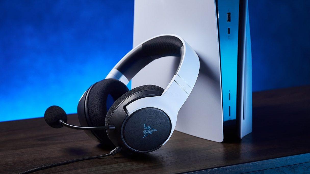playstation 5 i słuchawki