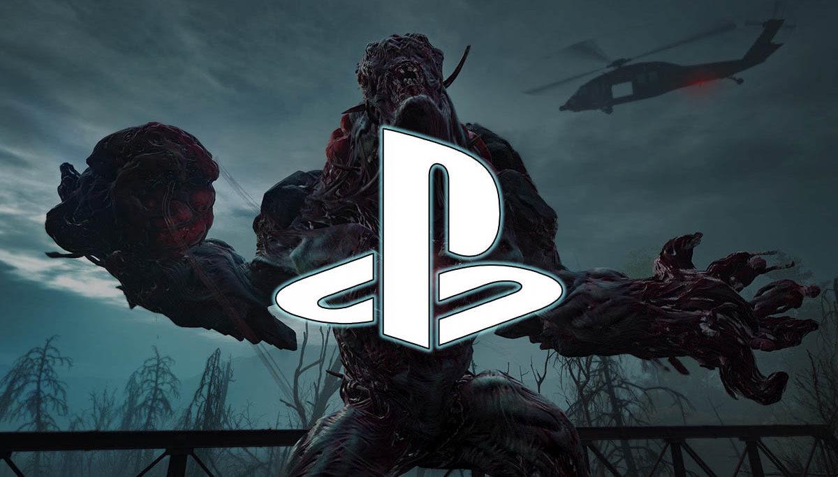 Back 4 Blood z logo PlayStation - nowe gry