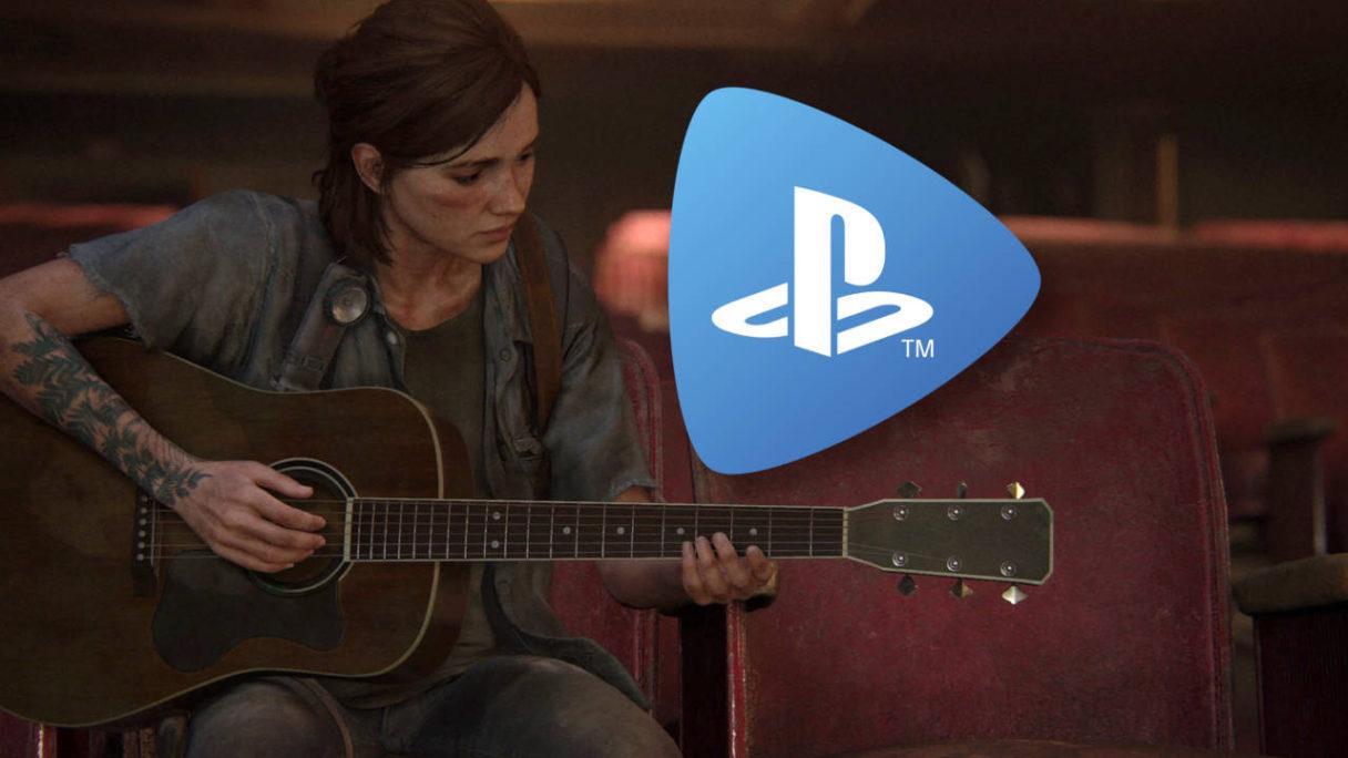 PS Now październik 2021 - The Last of Us Part II - Ellie gra na gitarze