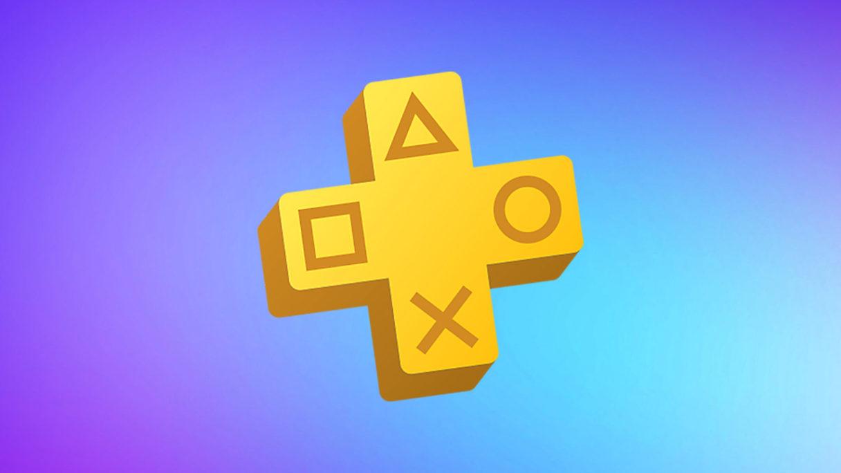 PS Plus październik 2021 - logo