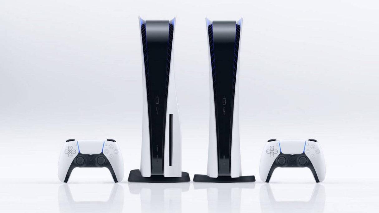 PS5 zwykłe i Digital - PG