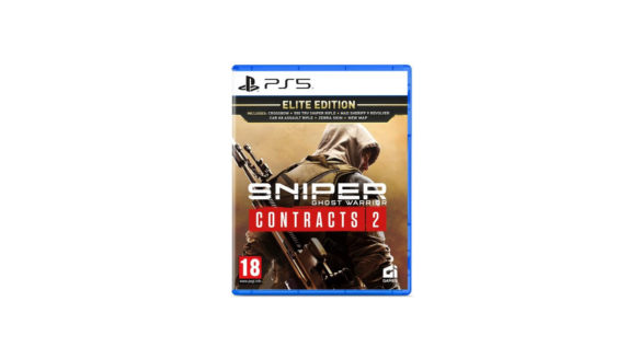 Sniper Ghost Warrior Contracts 2 - Edycja Elite PS5