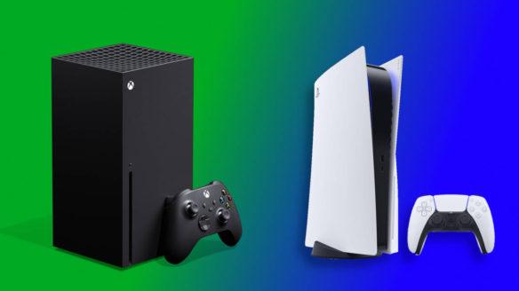 Sprzedaż konsol wrzesień 2021 - PS5 i Xbox Series X|S