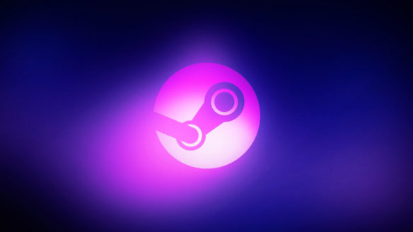 Steam - logo