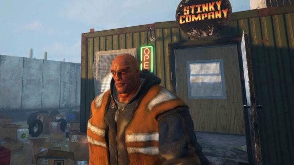 Stinky Company Simulator - zrzut ekranu