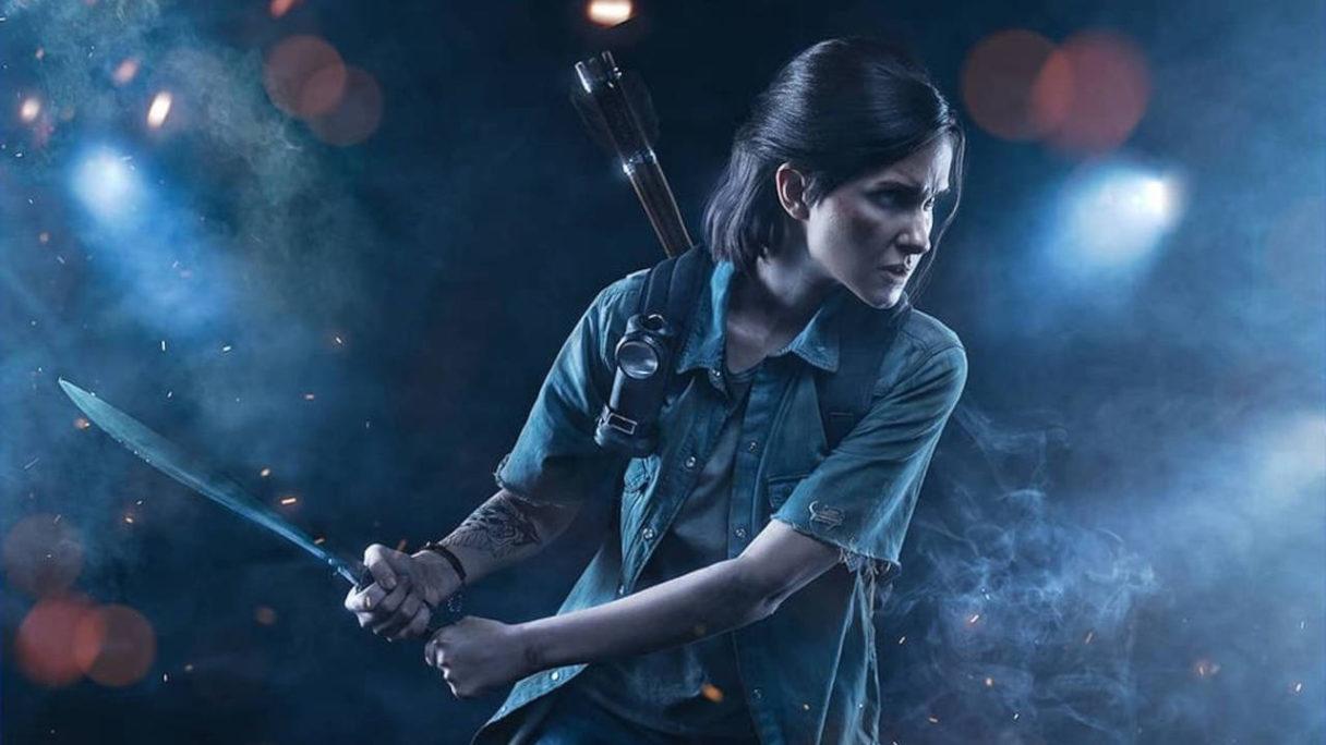 The Last of Us 2 - cosplay Ellie - PG
