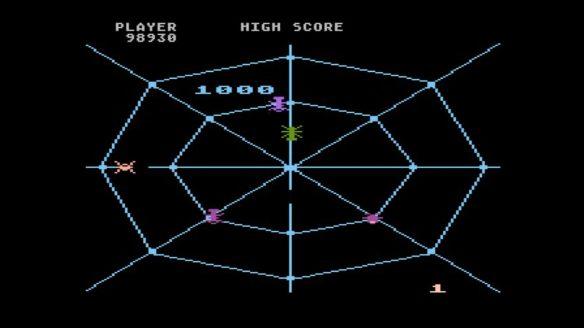 Web Master sieć pająk obrazeczek tytułowy