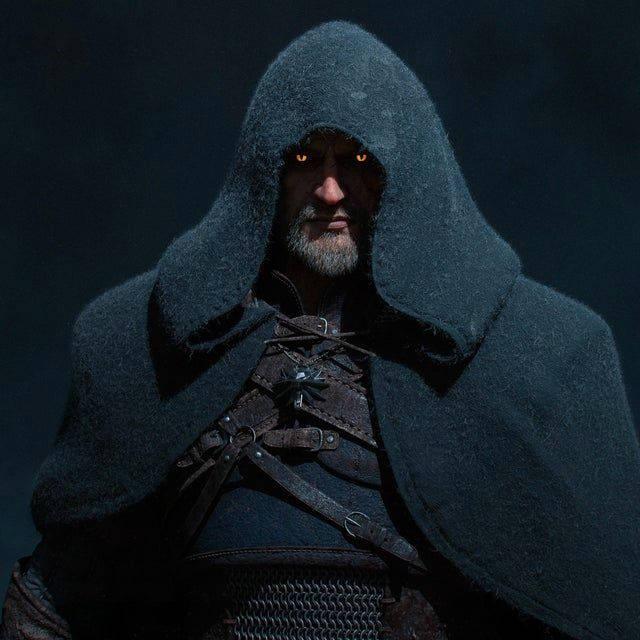 Wiedźmin 3 Dziki Gon - next-generacyjny Geralt w kapturze - PG