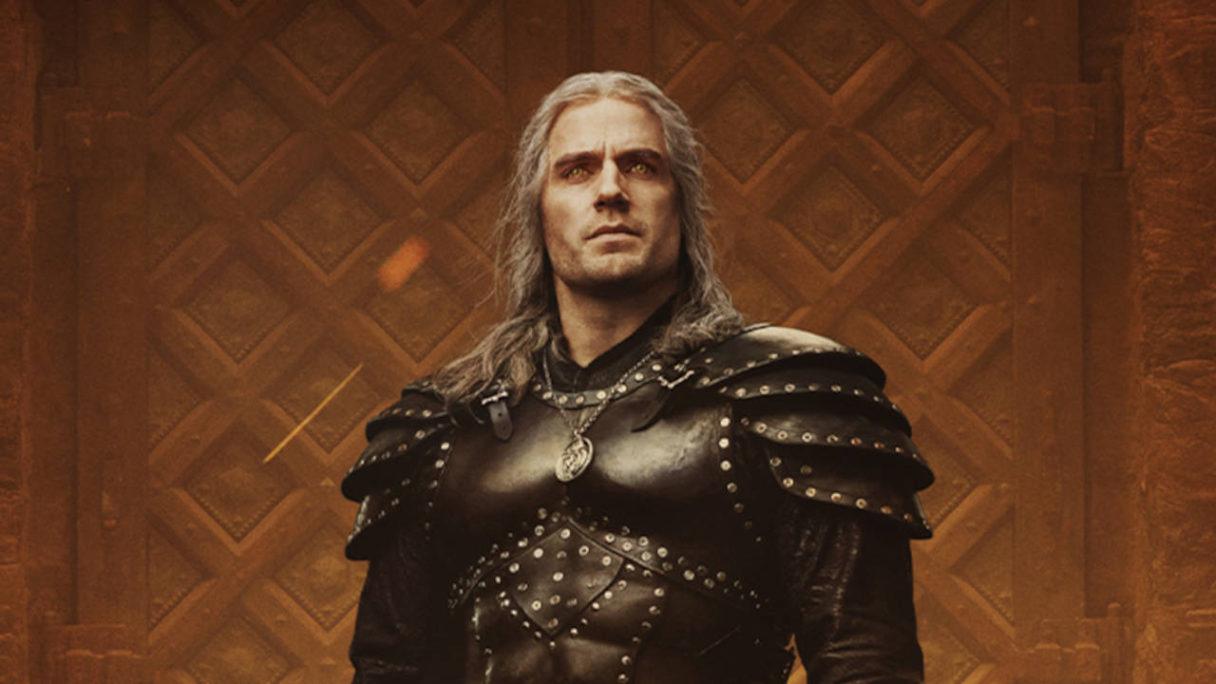 Wiedźmin drugi sezon Netflix - Geralt w nowej zbroi