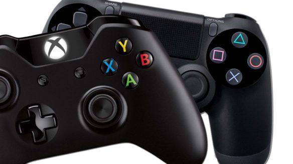 Kontrolery od PlayStation 4 i Xbox One