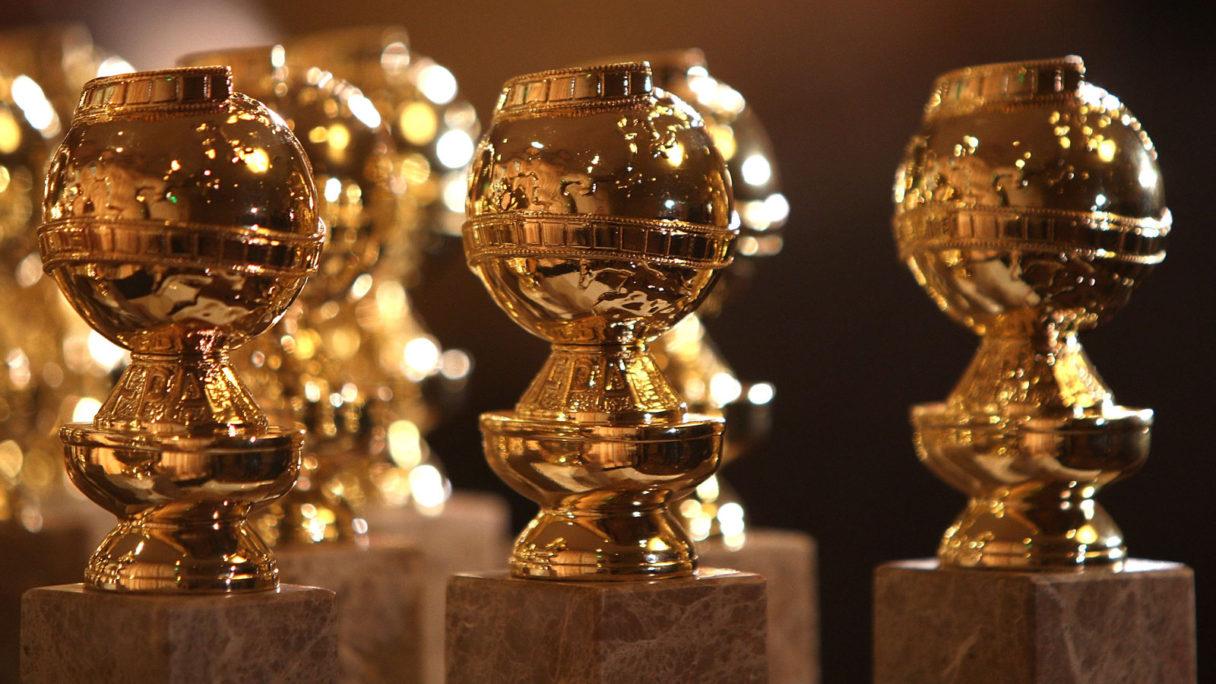 Złote Globy - zdjęcie przedstawiające statuetki